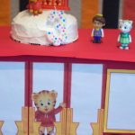 Daniel Tiger's Trolley Cake Stand (with simple title overlay)