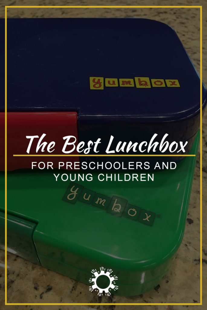 The Best Lunchbox for Preschoolers and Young Children