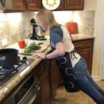 How to Get in Shape While Cooking with 7 Easy Exercises