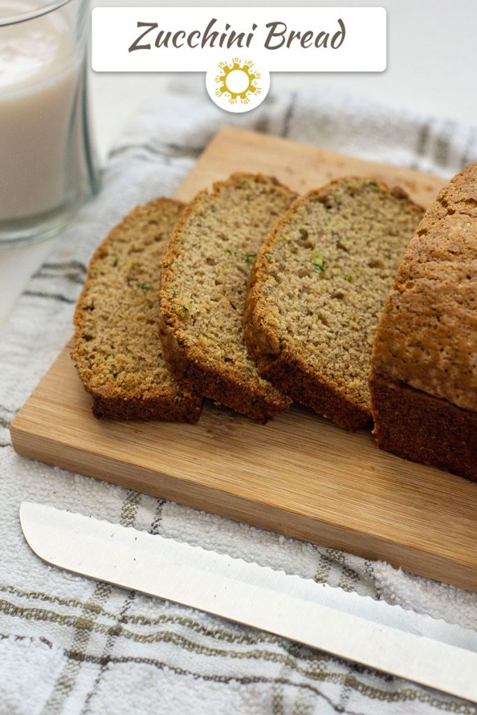 Zucchini Bread: A Sweet Way to Eat Your Veggies