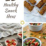 13 Healthy Snack Ideas