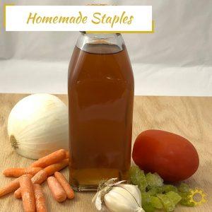 Recipe Index: Homemade Staples