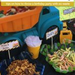 How to Throw a No Waste Birthday Party