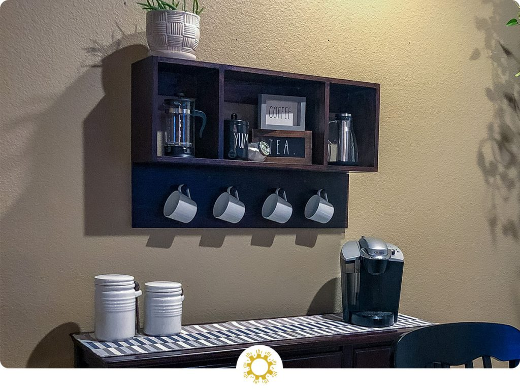 How to Make a DIY Coffee Bar